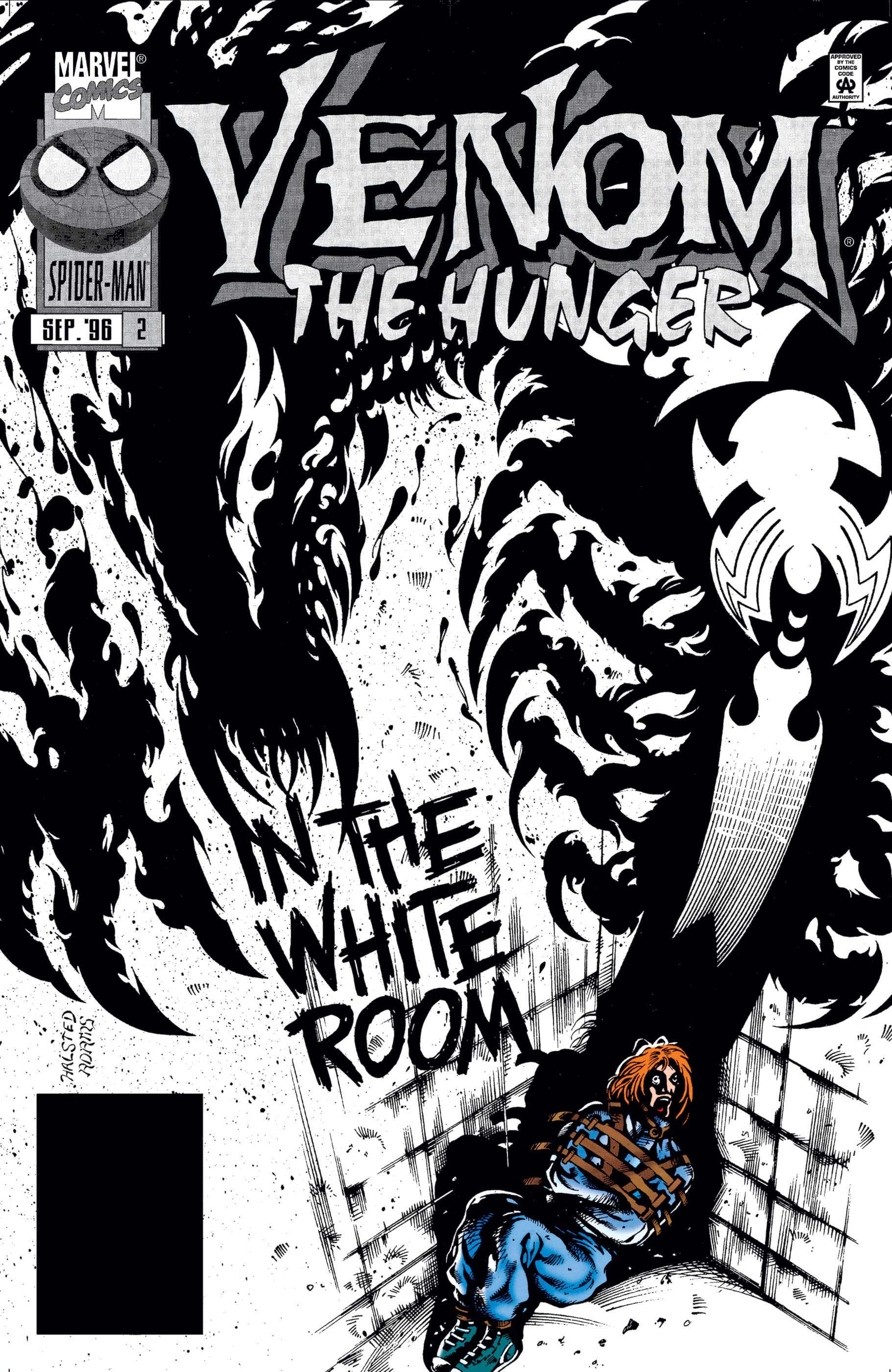 Venom: The Hunger (1996) #2