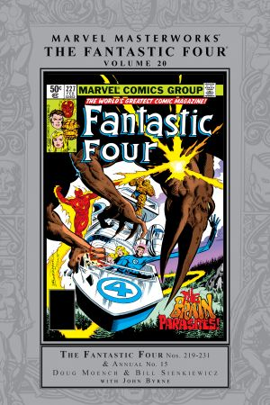 Marvel Masterworks: The Fantastic Four Vol. 20 (Hardcover)