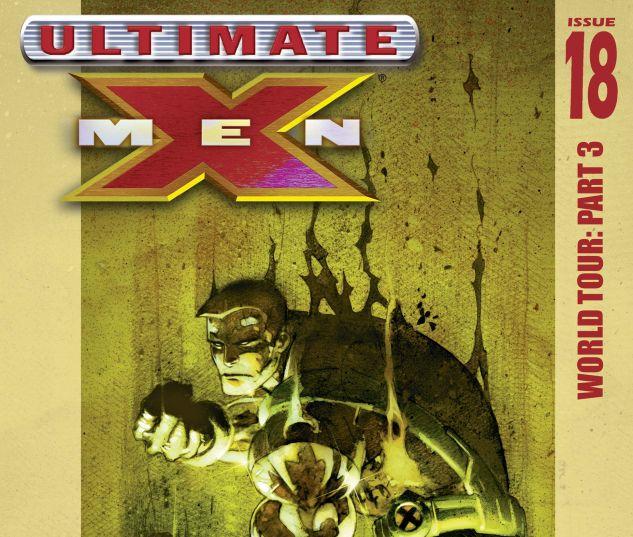 ULTIMATE X-MEN (2000) #18