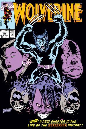 Wolverine (1988) #31