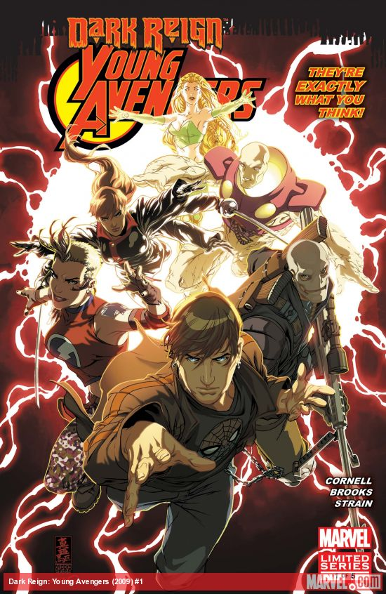 Dark Reign: Young Avengers (2009) #1