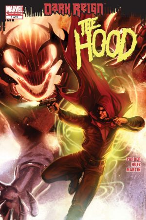 Dark Reign: The Hood (2009) #3