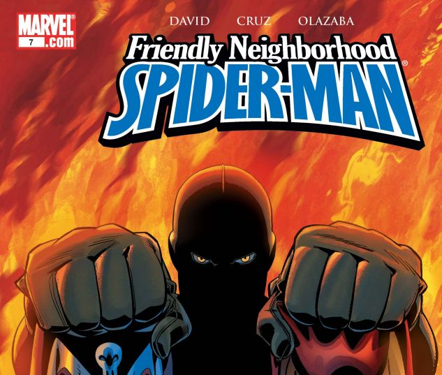 Friendly Neighborhood Spider-Man (2005) #7
