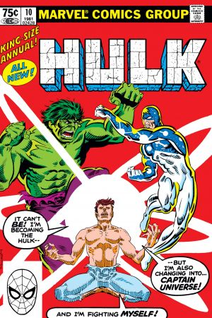 Incredible Hulk Annual (1976) #10