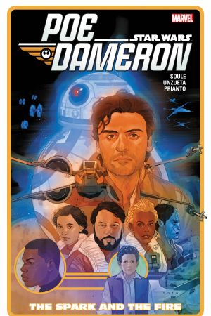 Star Wars: Poe Dameron Vol. 5 - The Spark and the Fire (Trade Paperback)