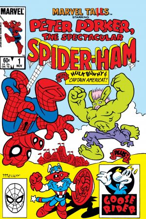 Marvel Tails Starring Peter Porker, The Spectacular Spider-Ham (1983) #1