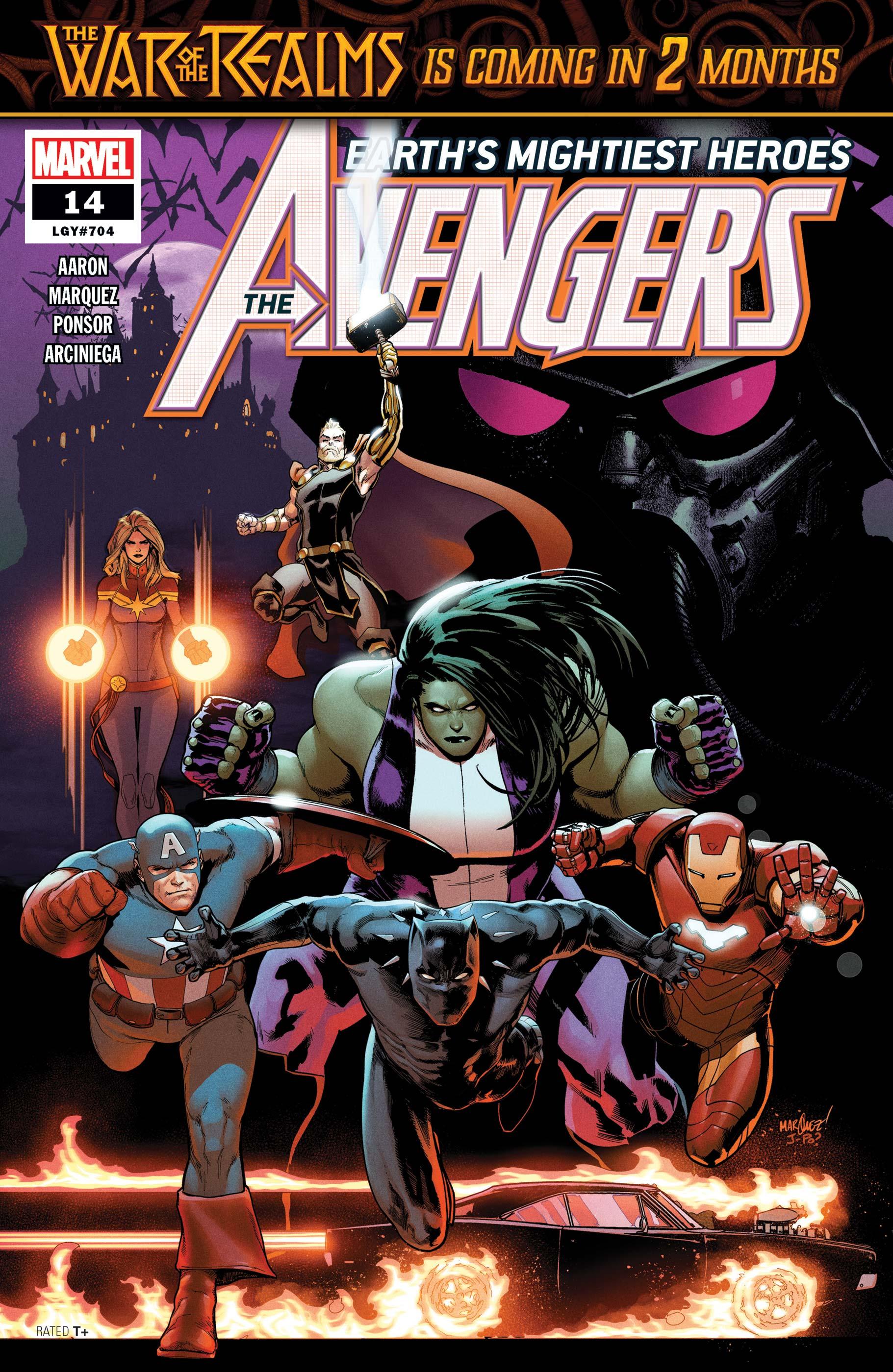 Avengers (2018) #14