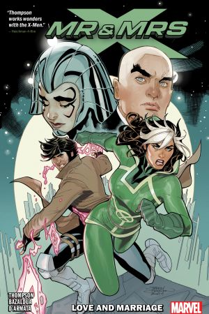 Mr. And Mrs. X Vol. 1: Love And Marriage (Trade Paperback)