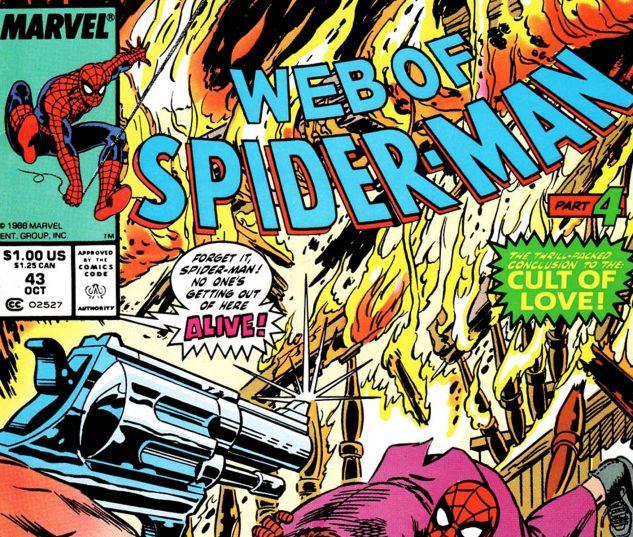 Web of Spider-Man (1985) #43