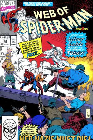 Web of Spider-Man (1985) #72