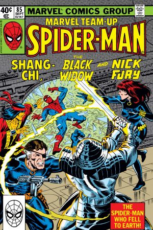 Marvel Team-Up (1972) #85