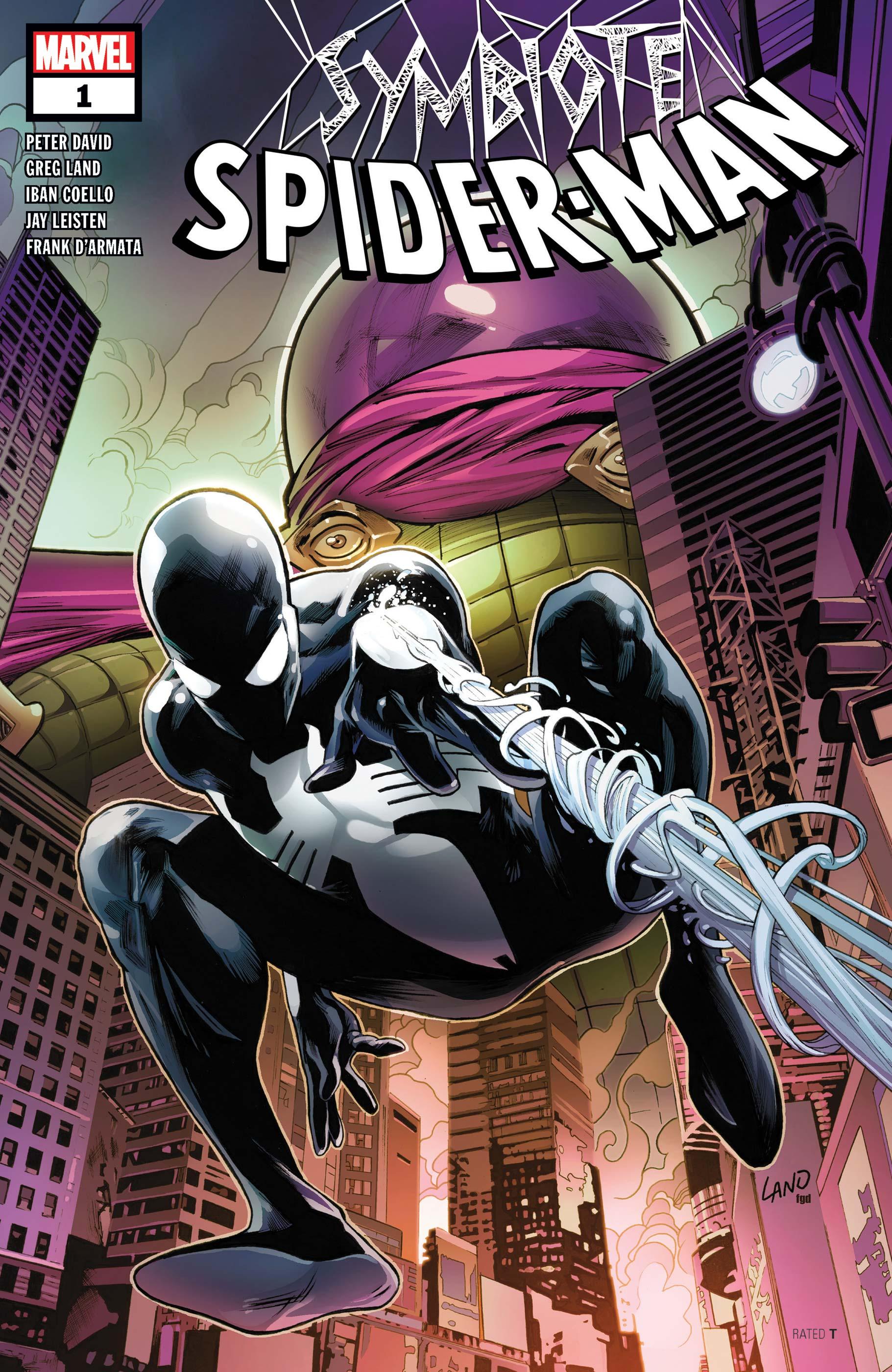 Symbiote Spider-Man (2019) #1