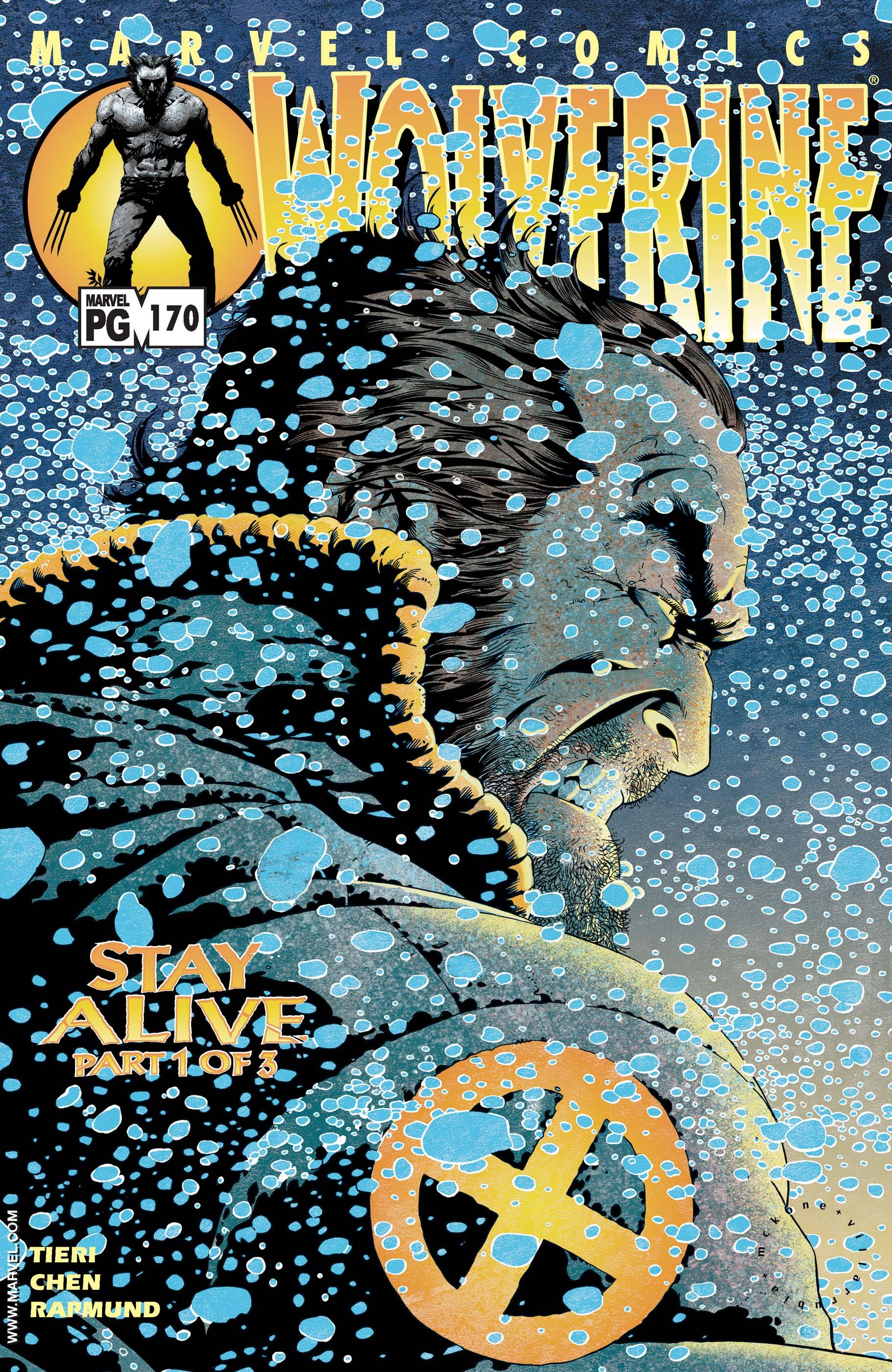 Wolverine (1988) #170