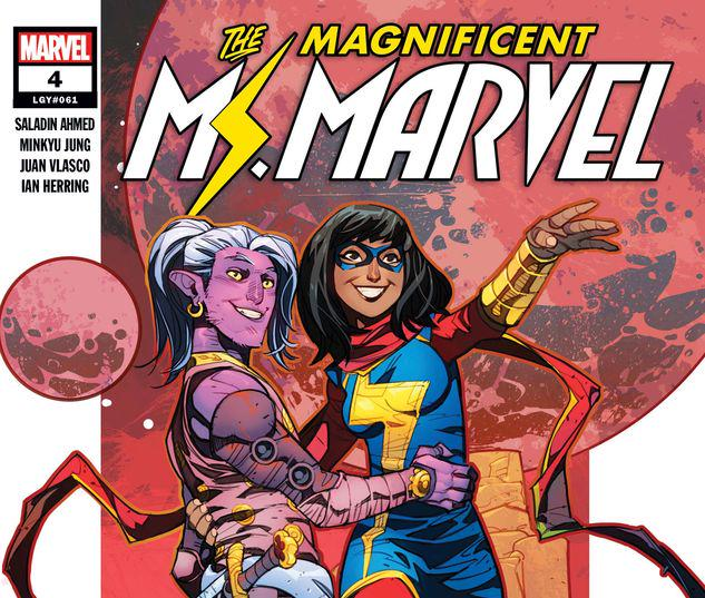 Magnificent Ms. Marvel #4