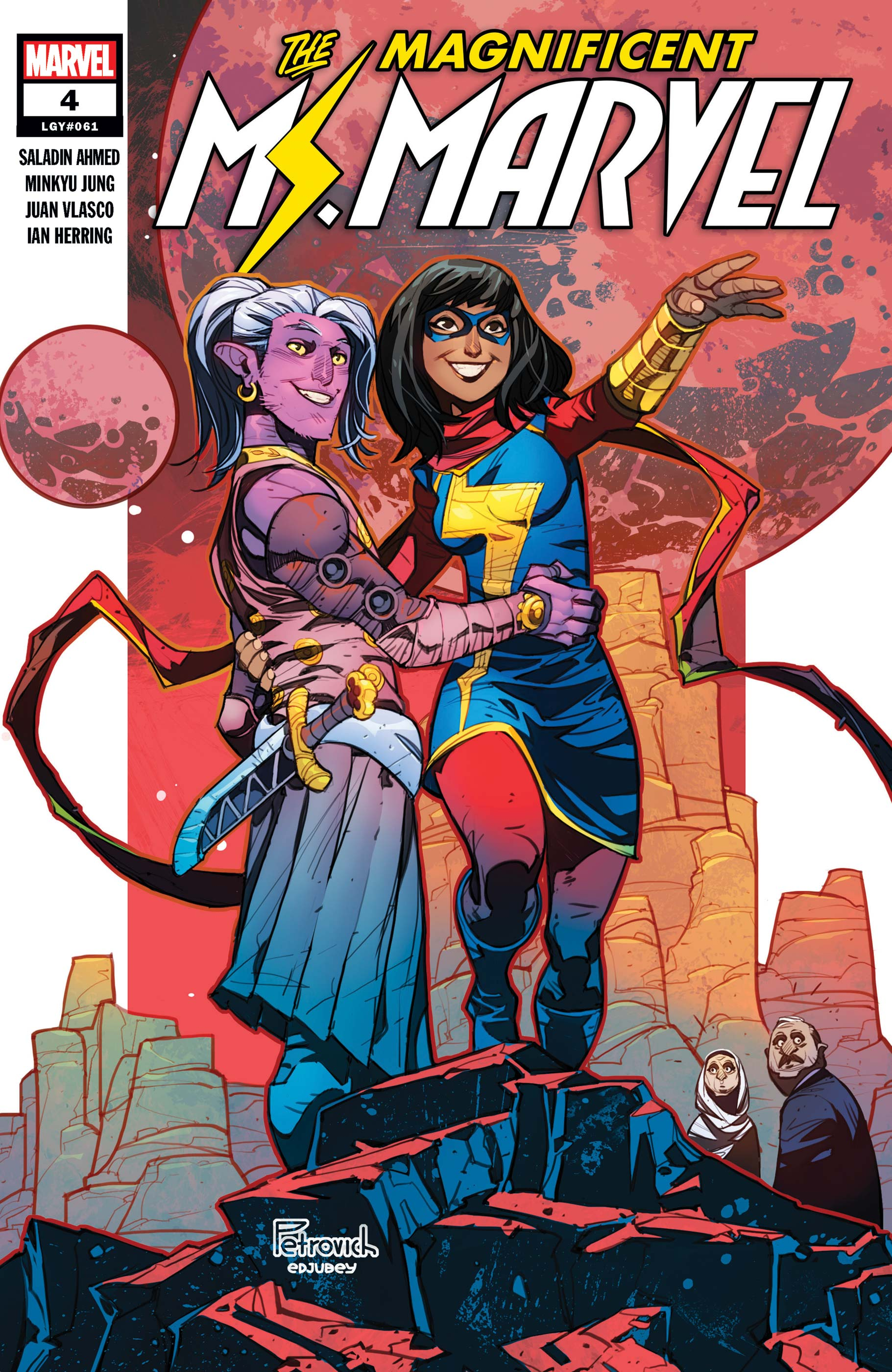 Magnificent Ms. Marvel (2019) #4