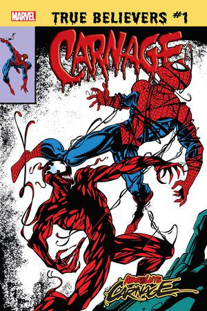 True Believers: Absolute Carnage - Carnage (2019) #1
