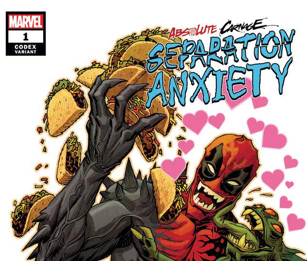 ABSOLUTE CARNAGE: SEPARATION ANXIETY 1 JOHNSON CODEX VARIANT #1
