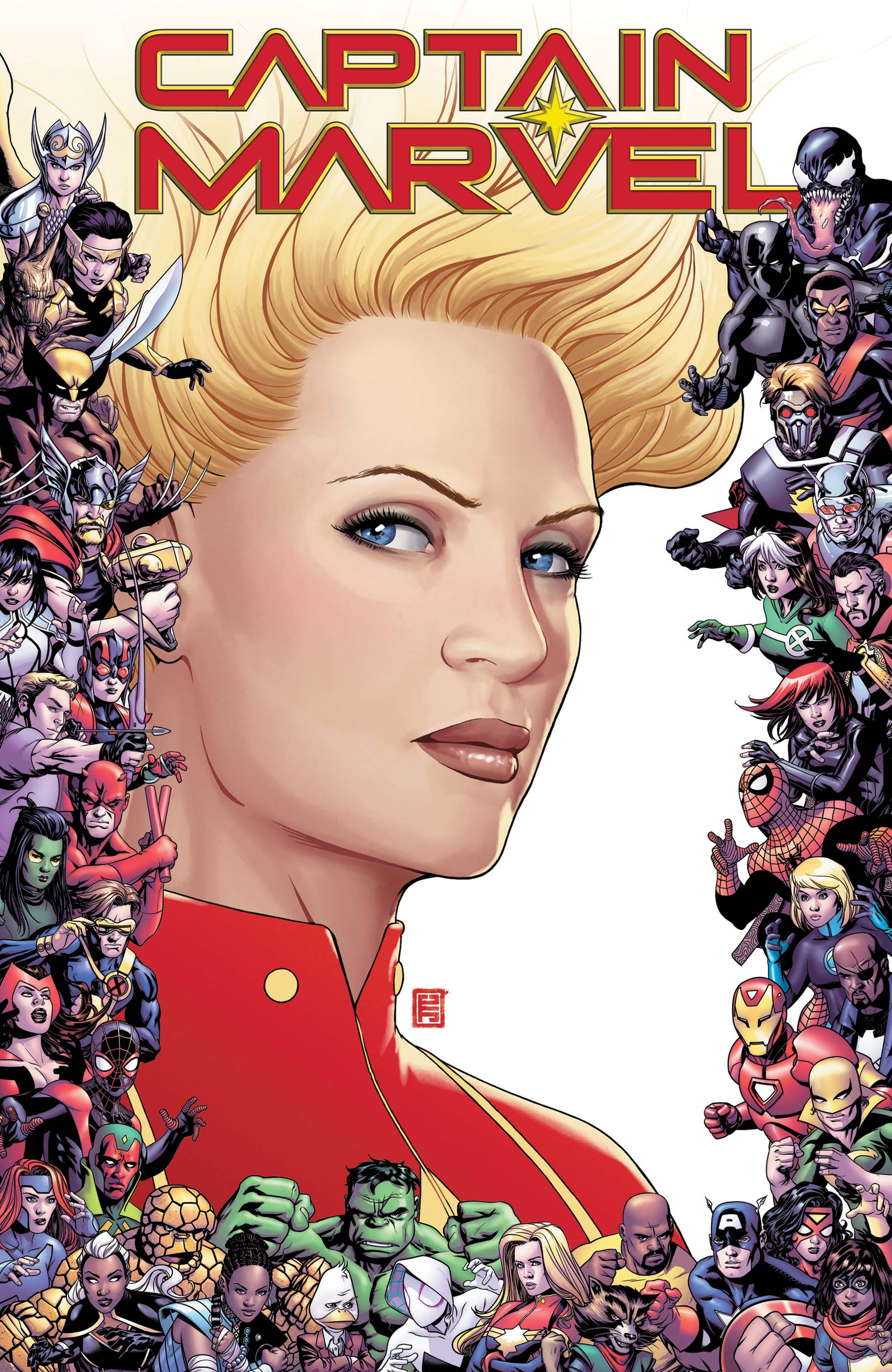 Captain Marvel (2019) #9 (Variant)