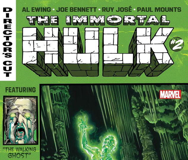 Immortal Hulk Director's Cut #2