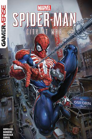 Marvel's Spider-Man: City At War (Trade Paperback)