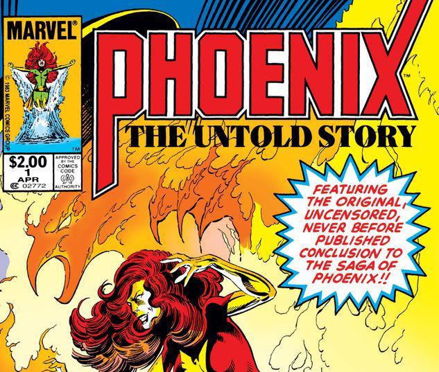 PHOENIX: THE UNTOLD STORY 1 #1