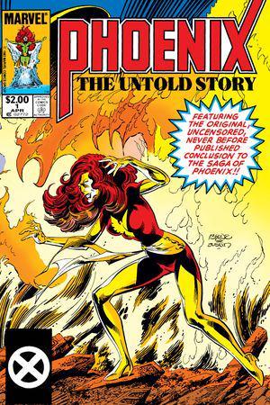 Phoenix: The Untold Story (1983) #1