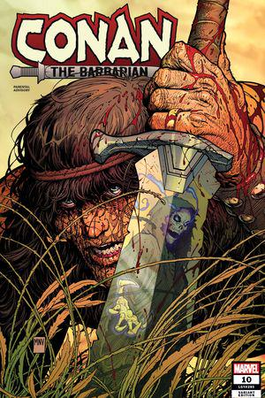 Conan the Barbarian (2019) #10 (Variant)
