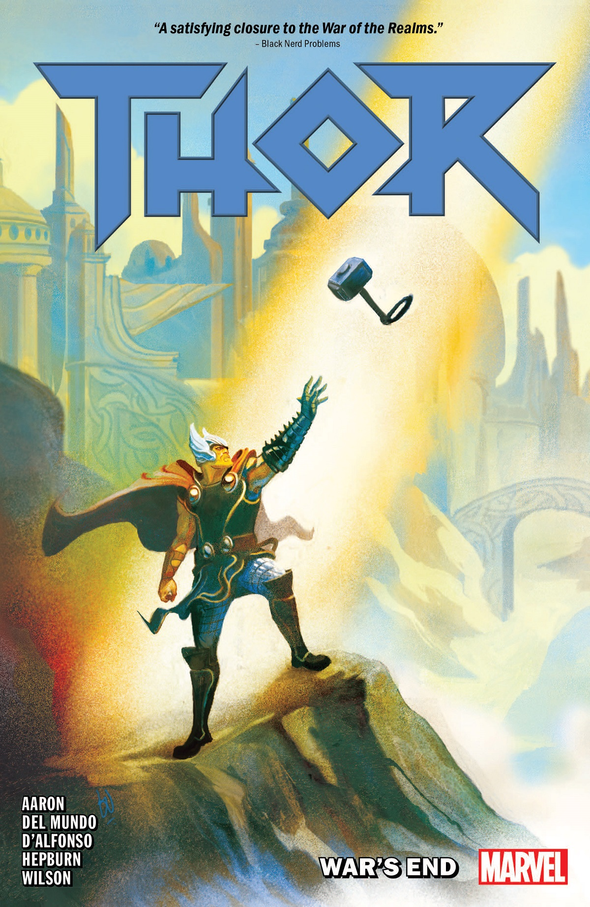 Thor Vol. 3: War's End (Trade Paperback)