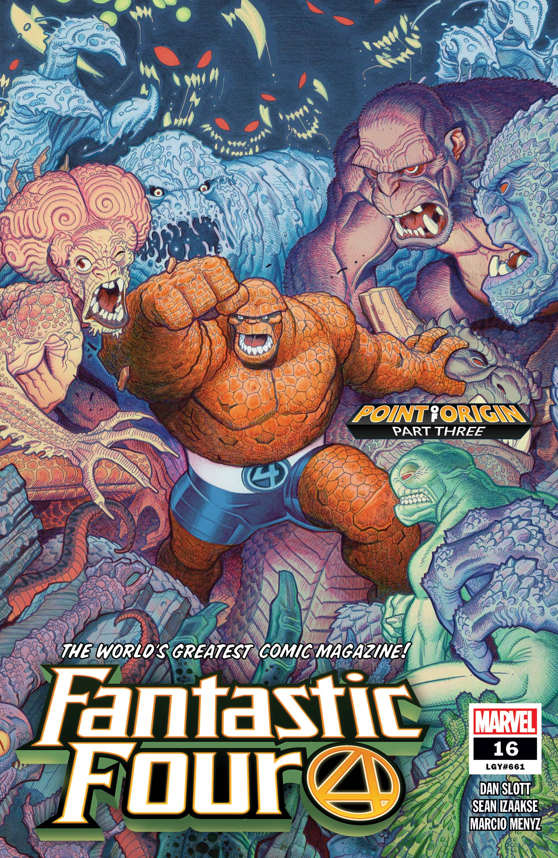 Fantastic Four (2018) #16