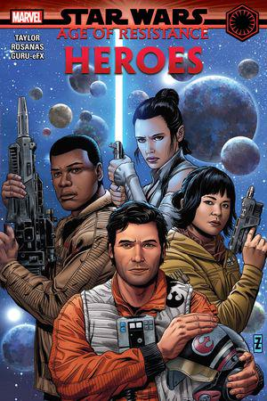 Star Wars: Age Of Resistance - Heroes (Trade Paperback)