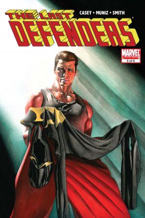 The Last Defenders #5