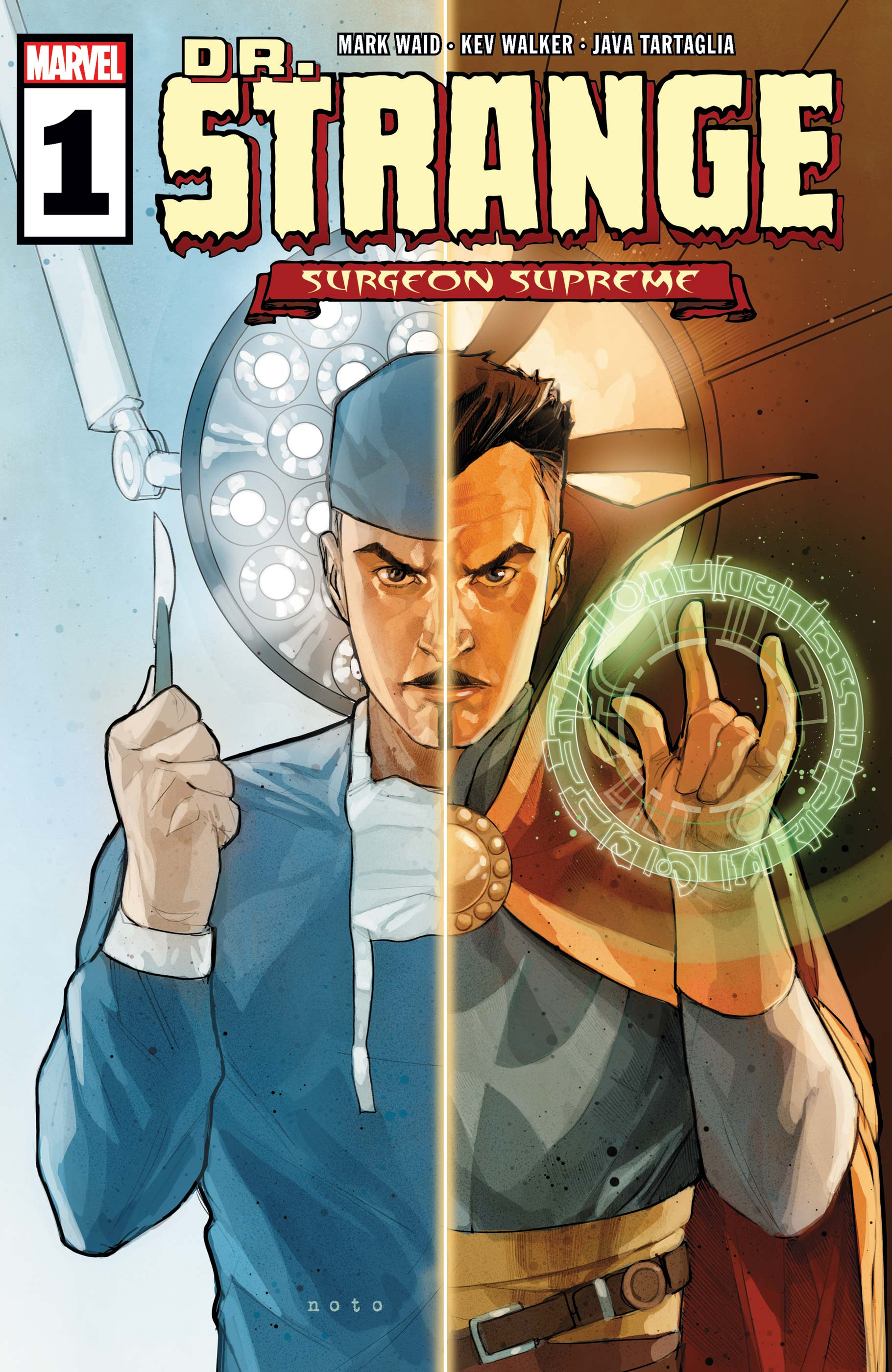 Dr. Strange (2019) #1