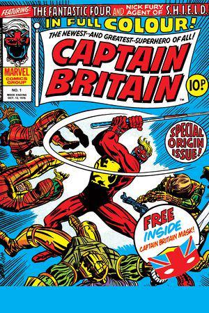 Captain Britain (1976) #1