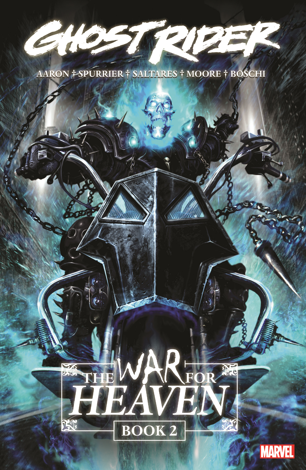 Ghost Rider: The War For Heaven Book 2 (Trade Paperback)