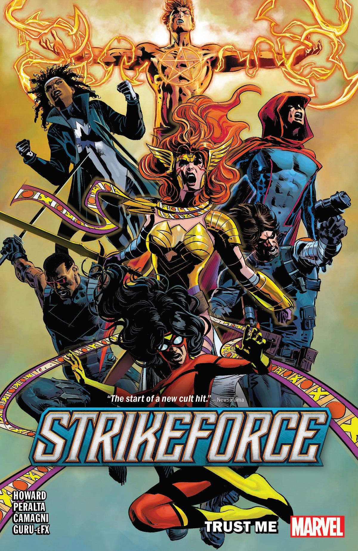Strikeforce Vol. 1: Trust Me (Trade Paperback)