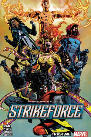 Strikeforce Vol. 1: Trust Me (Trade Paperback)