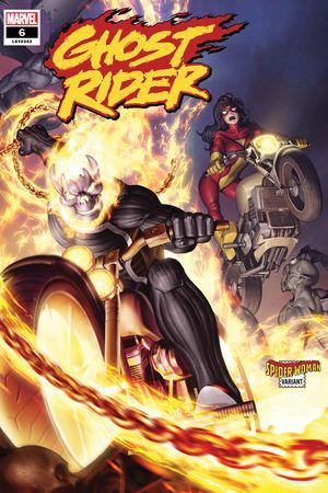 Ghost Rider (2019) #6 (Variant)