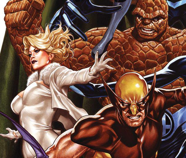 X-Men/Fantastic Four #3