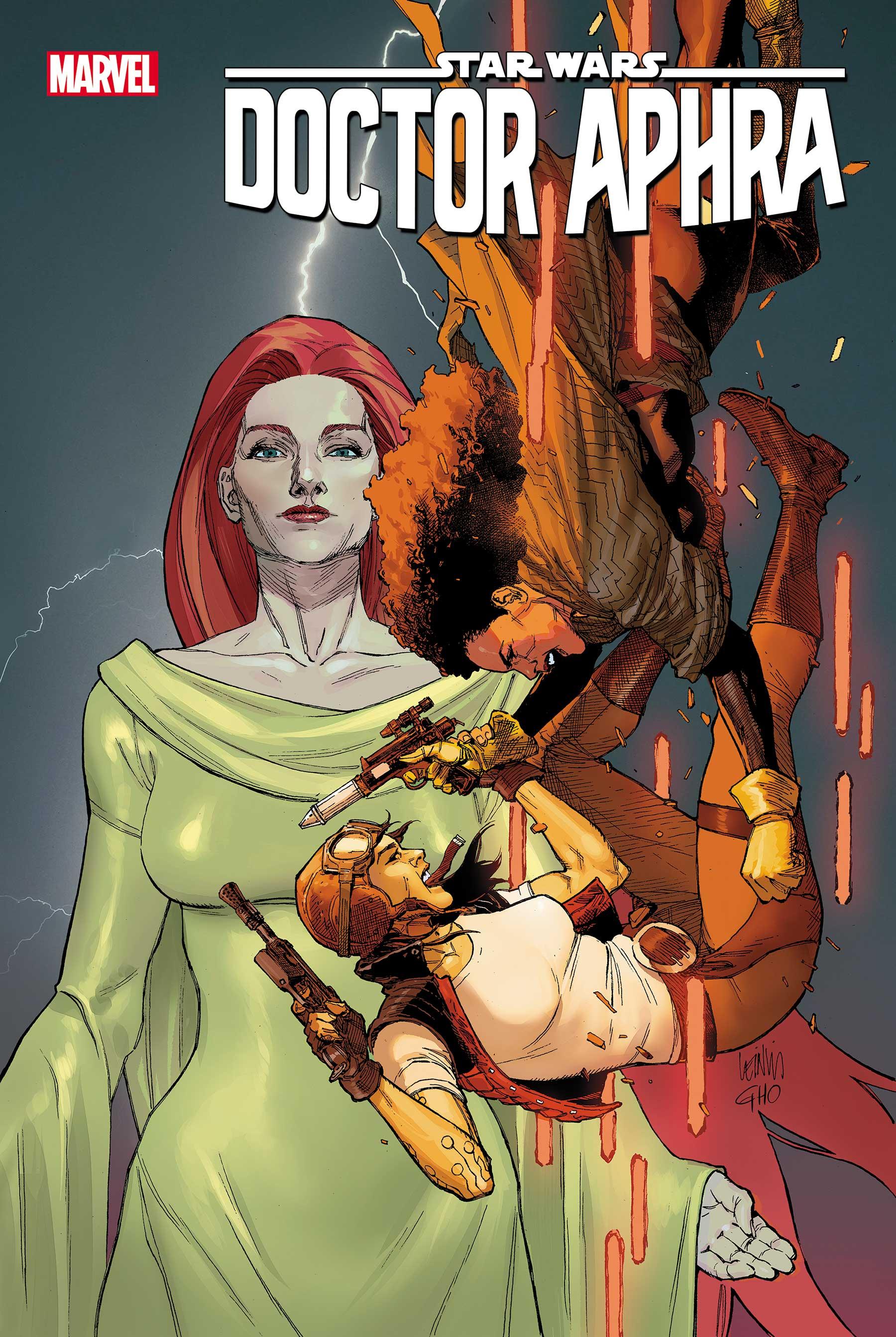 Star Wars: Doctor Aphra (2020) #6