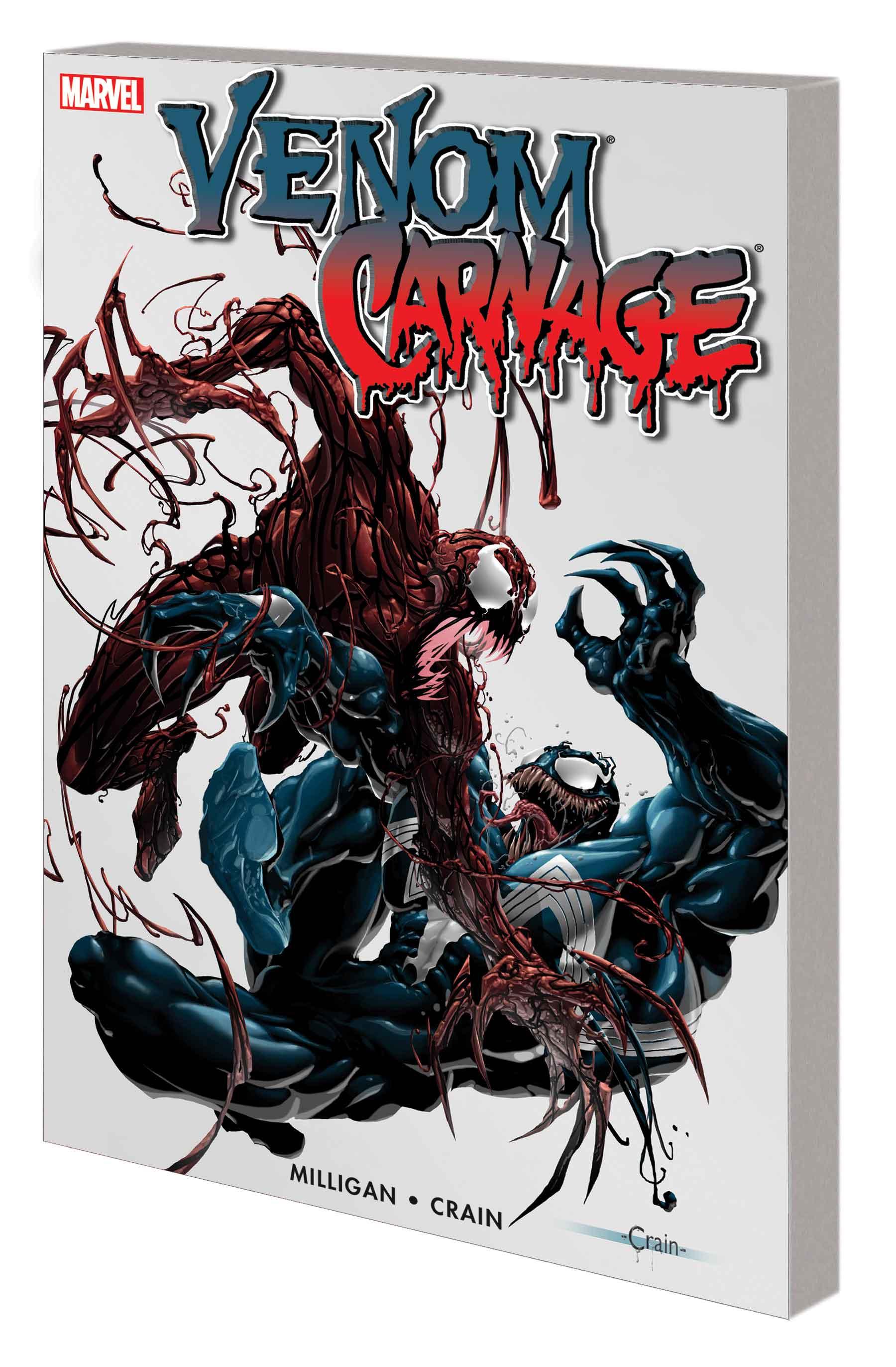 VENOM VS. CARNAGE TPB [NEW PRINTING] (Trade Paperback)