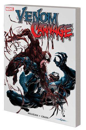 VENOM VS. CARNAGE TPB (Trade Paperback)