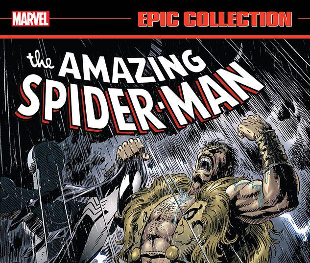 Amazing Spider-Man Epic Collection: Kraven's Last Hunt #1