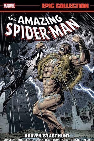 Amazing Spider-Man Epic Collection: Kraven's Last Hunt (Trade Paperback)