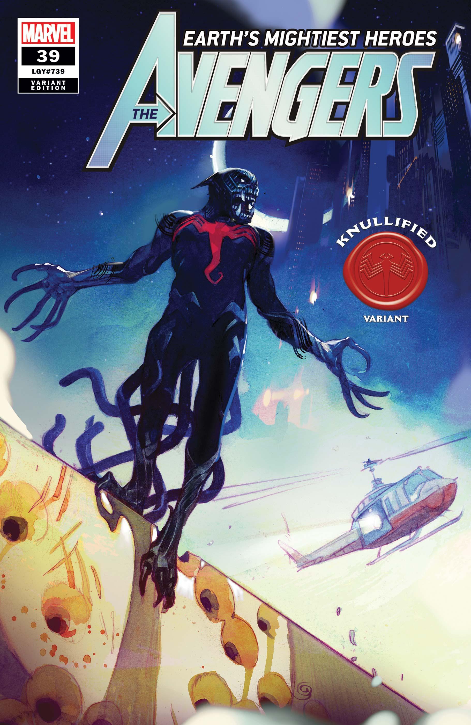 Avengers (2018) #39 (Variant)