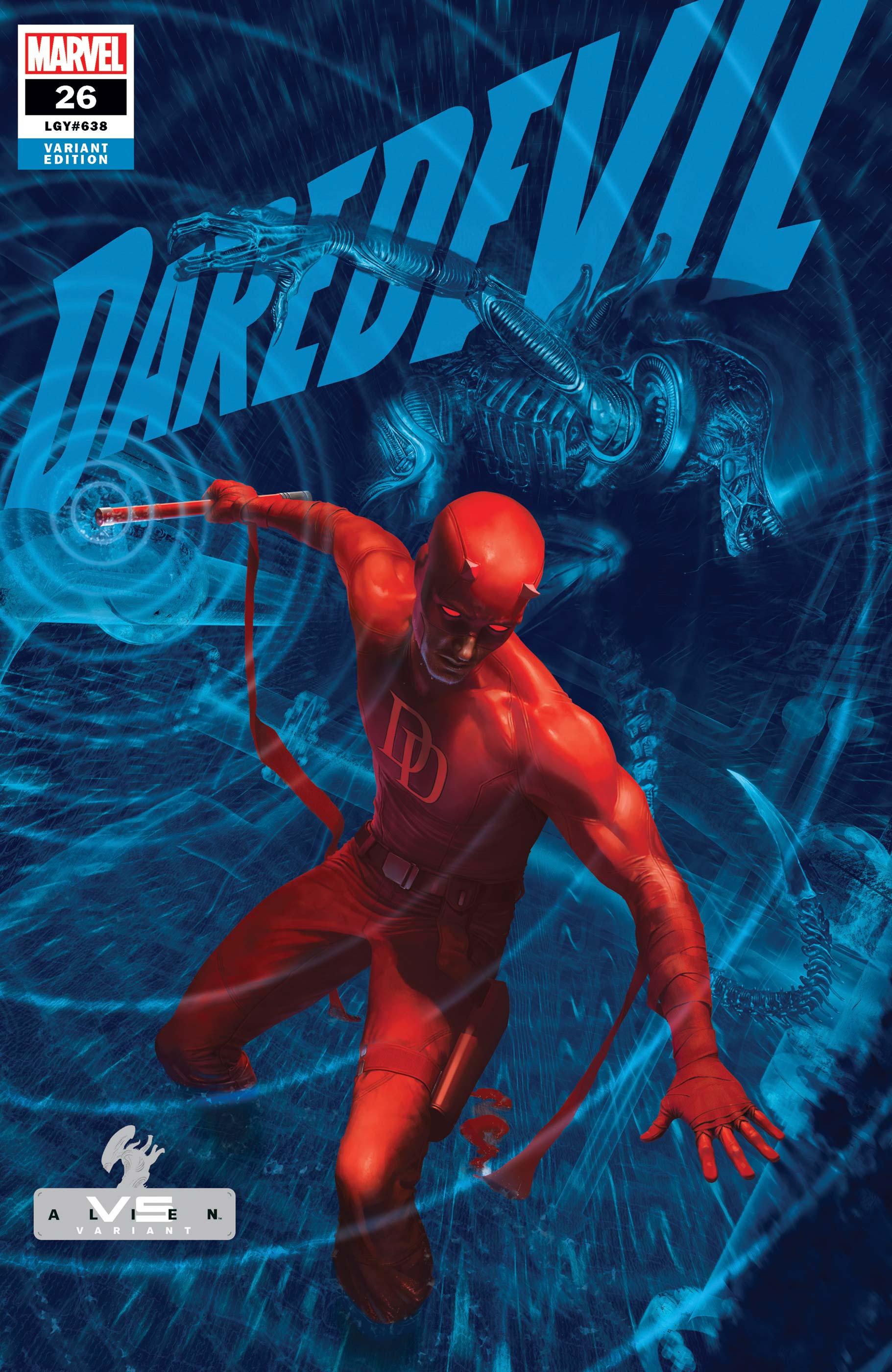 Daredevil (2019) #26 (Variant)