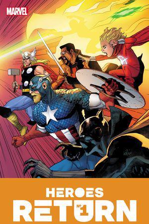 HEROES RETURN 1 #1