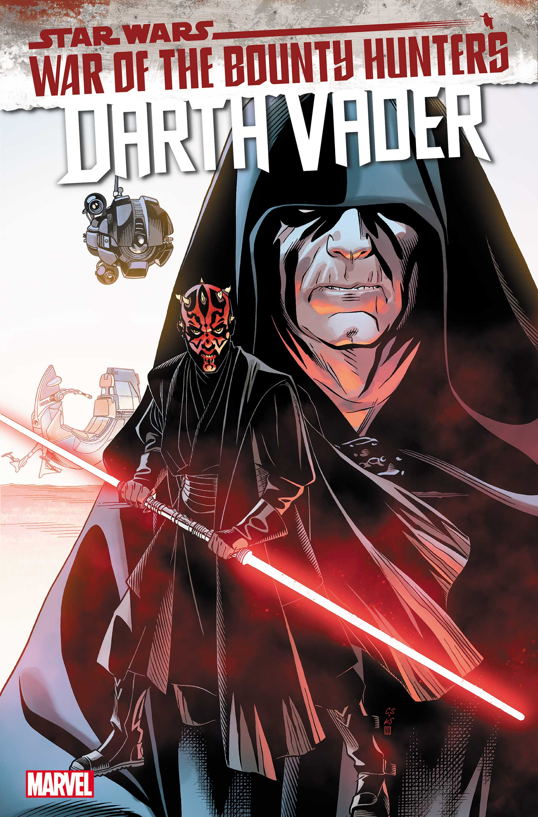 Star Wars: Darth Vader (2020) #15 (Variant)