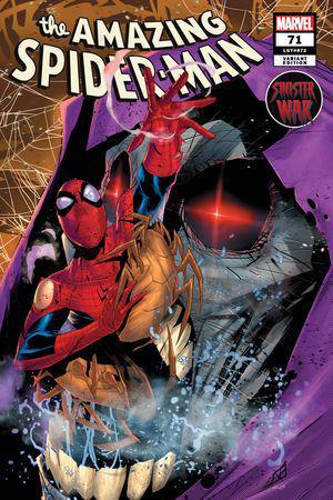 The Amazing Spider-Man #71  (Variant)