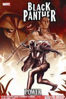 Black Panther: Power (Trade Paperback)