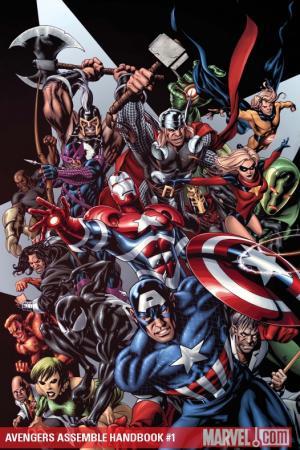 Avengers Assemble Handbook #1